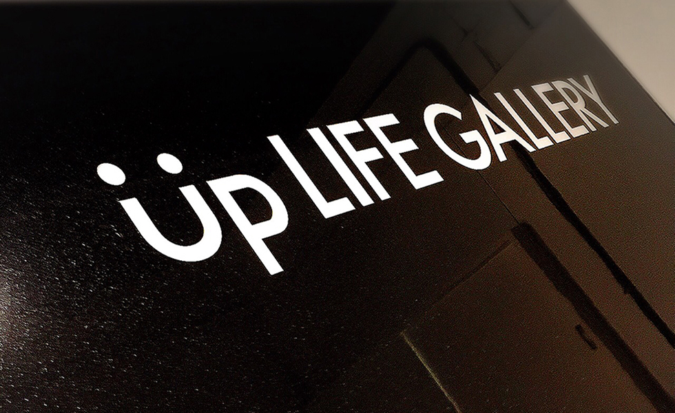 UP LIFE GALLERY 3月18日 11時よりオープン