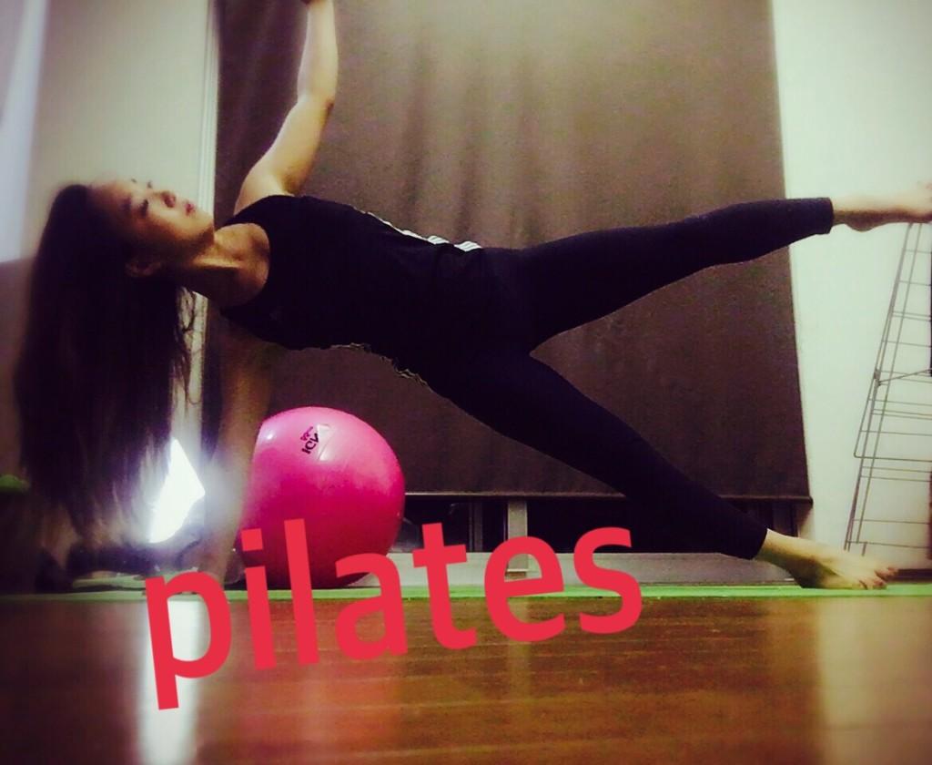 ピラティス ブログ